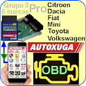 App Diagnosis PRO Citroen, Toyota, VW, Dacia, Fiat icon