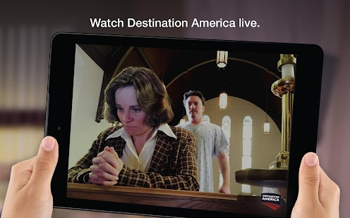 Destination America GO- screenshot thumbnail