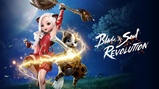 Blade&Soul Revolution apkdomains screenshots 1