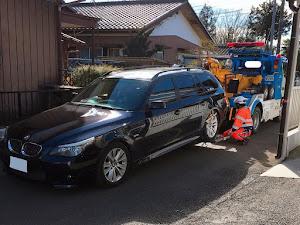 5シリーズ ツーリング  530i Mスポーツのカスタム事例画像 heiheiさんの2019年12月05日21:54の投稿