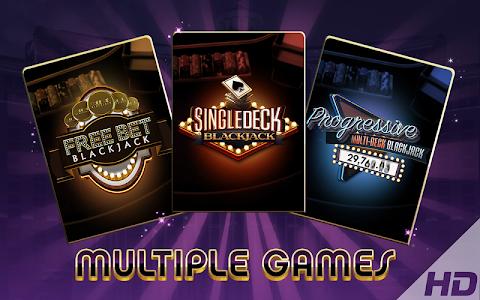 Blackjack - myVEGAS 21 Free v1.8.0