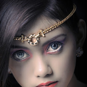 by N.T Irwanto - People Portraits of Women ( potrait, fashion, make up, beauty )