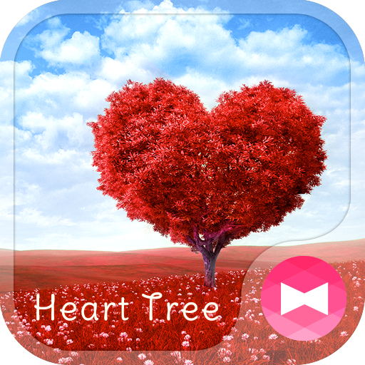 Heart Tree +HOME Theme Icon