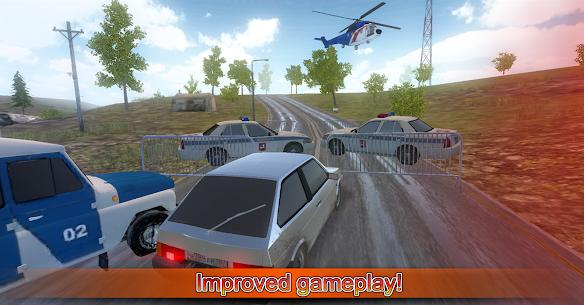 Driving simulator VAZ 2108 SE Premium Apk 3