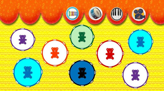 Download MUSIC Piano & Drums for Kids For PC Windows and Mac apk screenshot 2