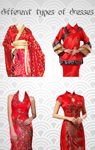 Chinese Dress Suit