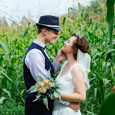 Wedding photographer Ekaterina Milovanova (KatyBraun). Photo of 20.11.2016