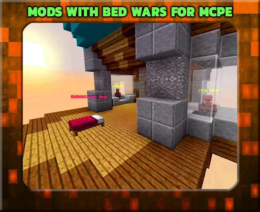 Mods with Bed Wars V.1.250 de.gamequotes.net 1