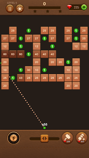 Screenshot for Brick Breaker: Blocks vs Balls in United States Play Store