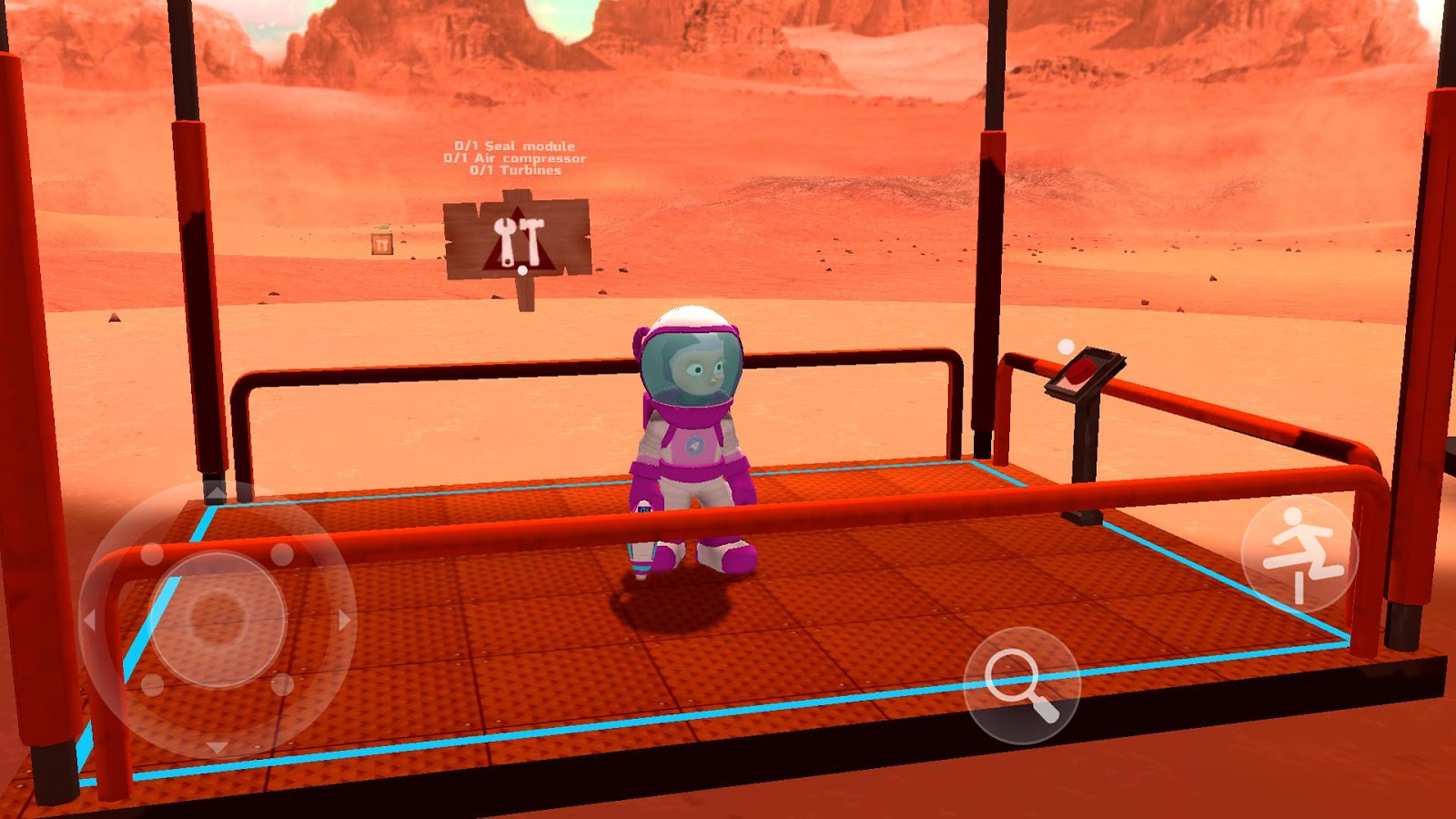 Let's go to Mars- screenshot