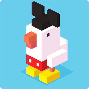 Crossy Road Icon do Jogo