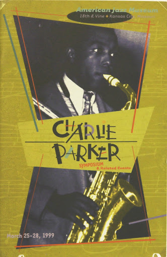 Program: Charlie Parker Symposium (2001)