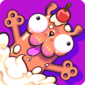Silly Sausage: Doggy Dessert icon