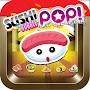 Bubble shooter - Sushi house