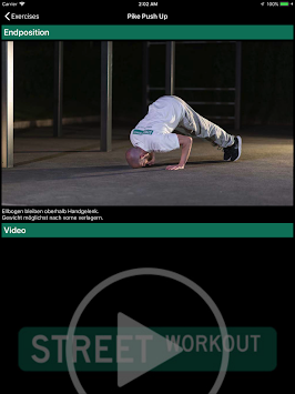 Street Workout By A Schenkel Poster