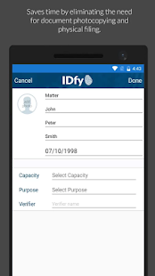 IDfy- screenshot thumbnail