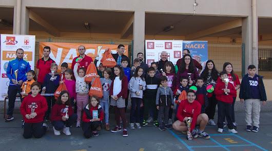 VIII Torneo de Navidad de Ajedrez con 60 participantes