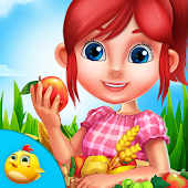The Little Farmer Kids Game