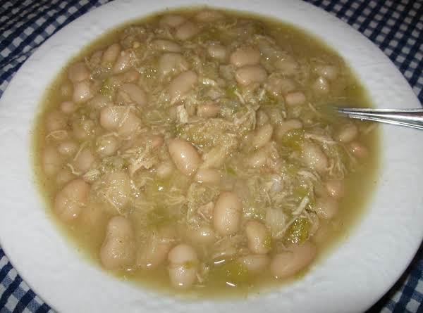 White Chili, Millie's Recipe