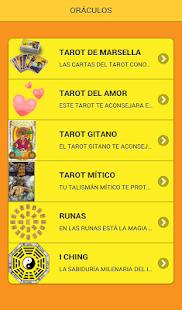 Oraculos Misticos screenshot