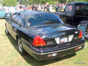 Photo: Original Ford Interceptor Polizeifahrzeug