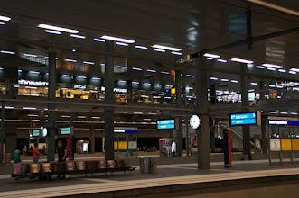Photo: Berlin Hauptbahnhof - Ganz unten