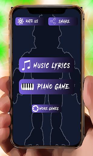 Piano Tiles - fnaf screenshot 1