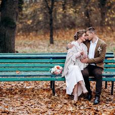 Wedding photographer Yuriy Khoma (yurixoma). Photo of 29.10.2018