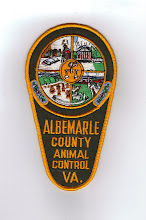Photo: Albemarle County Animal Control