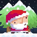 Santa Pixel Run icon