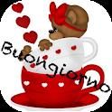 Sticker Buongiorno e Buonanotte (WAStickerApps) icon