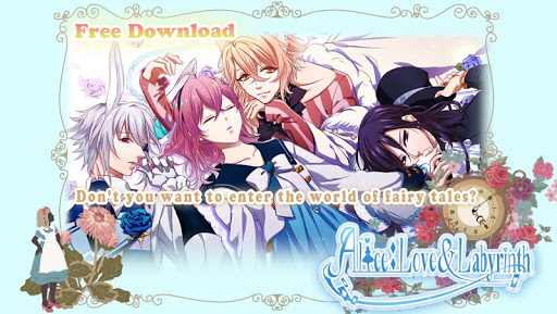 DatingSim-Alice:Love Labyrinth