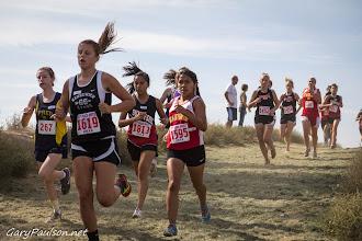 Photo: Varsity  Girls 5k Pasco Bulldog XC Invite @ Big Cross  Buy Photo: http://photos.garypaulson.net/p649440359/e452309fa