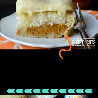 Pumpkin Spice Magic Cake