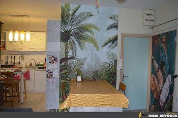appartement à Saint-Laurent-sur-Saône (01)