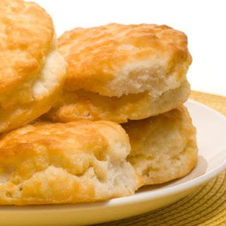 Baking Powder Biscuits.