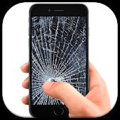 Cracked Screen (Prank)