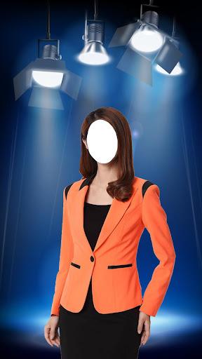 Woman Fashion Photo Suit