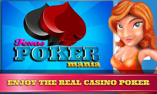 Texas Poker Mania