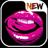 Kiss Lips Wallpaper Android APK Download Free By KhoniaDev