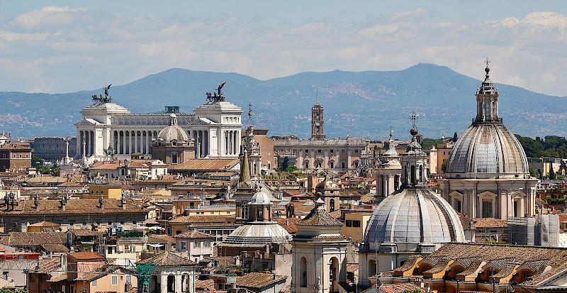 Skyline romano di silvia_brutti