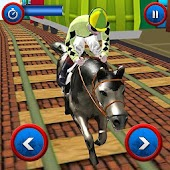 Extreme Horse Race Subway Surf Android APK Download Free By Toucan Games 3D