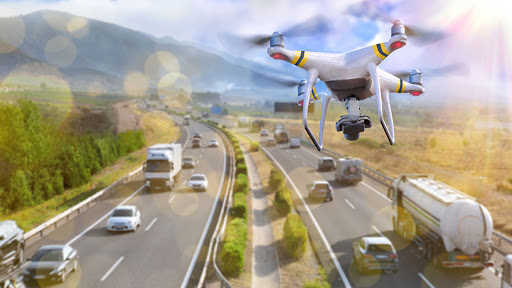 The use of drone technology is gaining traction in SA.