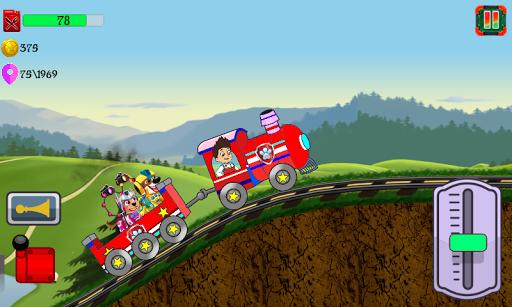 Paw Puppy Train Adventures 3.0 screenshots 2