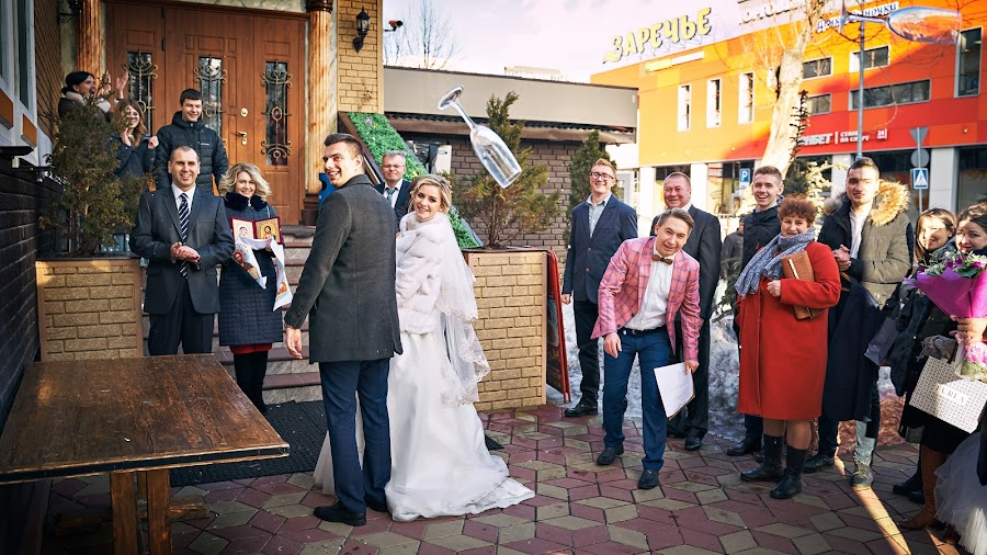 Wedding photographer Evgeniy Menyaylo (photosvadba). Photo of 11.03.2019