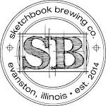 Logo for Sketchbook Brewing Co.