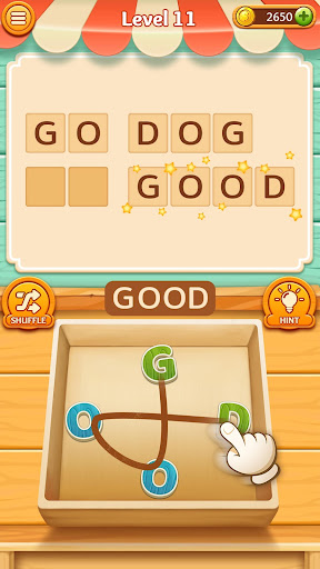 Word Shop - Brain Puzzle Games 2.6.2 screenshots 5