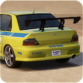 Driving Speed Car 3D : Lancer