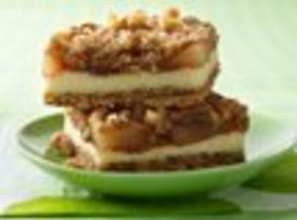 Apple Streusel Dessert Bars Recipe