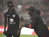 Le coach d'Eupen Claude Makelele fait le ménage dans sa sélection avant de partir à Charleroi